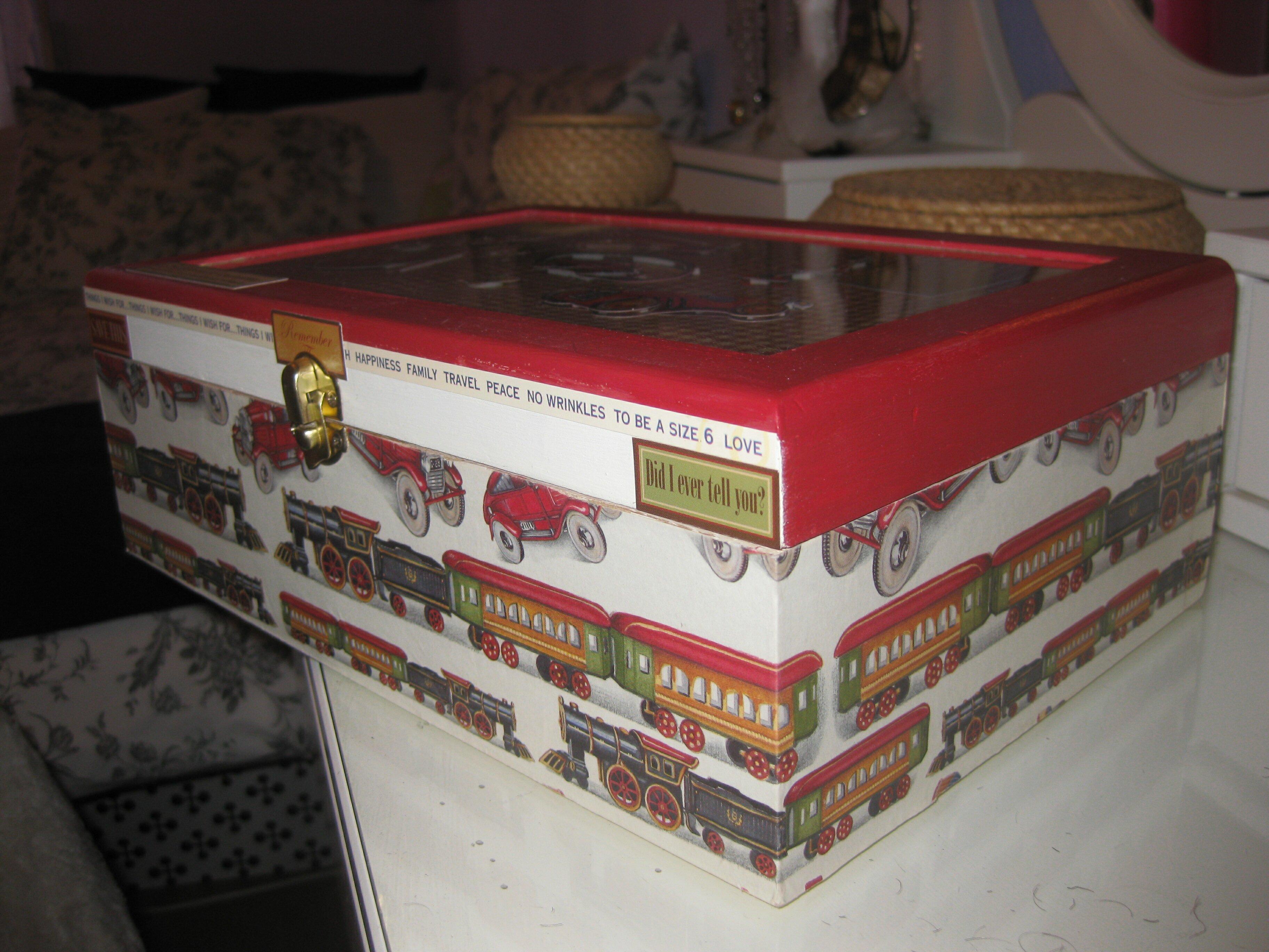 Cajas quedo mon simo - Cajas para manualidades ...