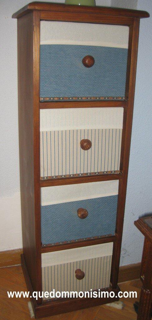 Quedomon simo pasi n por las manualidades trabajos - Manualidades con muebles viejos ...
